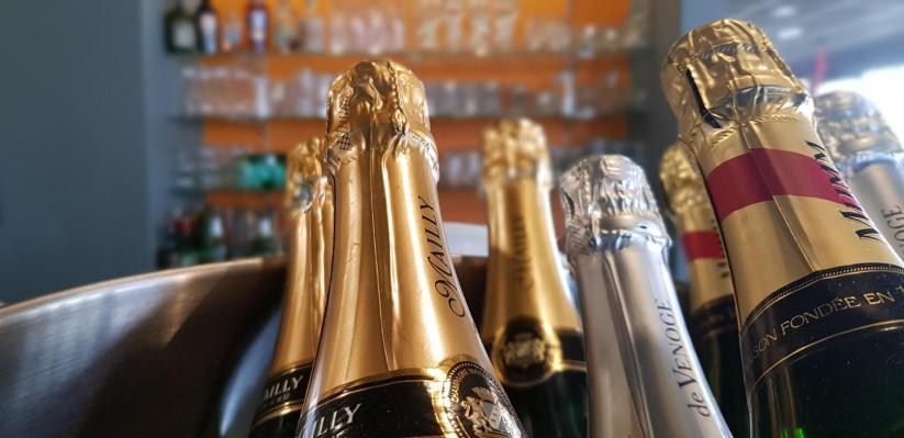 Champagne les cloitres